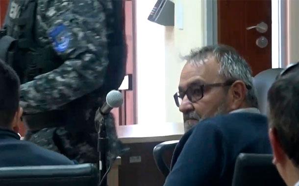 La Fiscalía dictó medidas sustitutivas al padre de Gabriela Rivadeneira