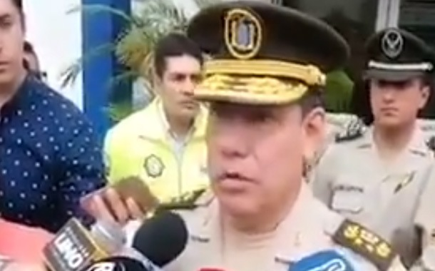 Policía Nacional responde ante video en que amenazan a policía que abatió a joven delincuente