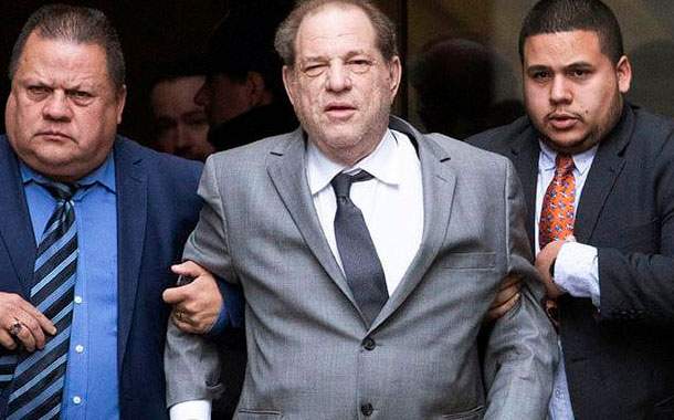 Revelan detalles en juicio al productor Harvey Weinstein