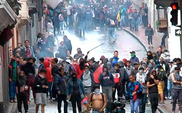 El gobierno respondió al informe de la CIDH sobre las protestas