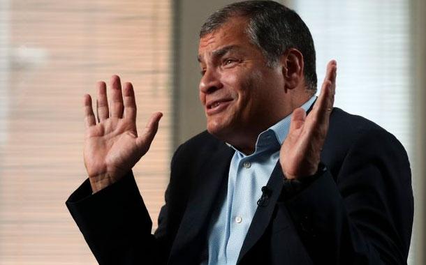 El juicio podría traer una sentencia imprescriptible para Rafael Correa