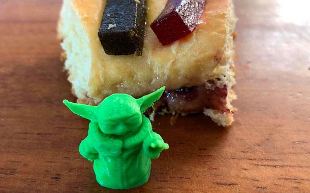 Una panadería crea una Rosca de Reyes solo para fanáticos de Star Wars