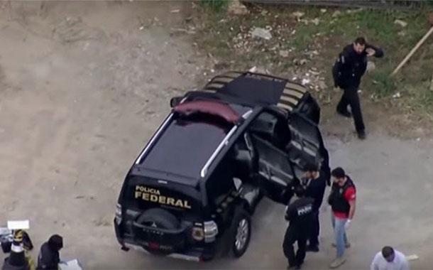 Detienen al sexto sospechoso del cinematográfico robo de carga de oro en Brasil