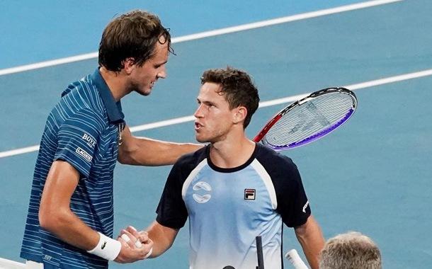 Rusia avanza en la Copa ATP tras derrotar a Argentina
