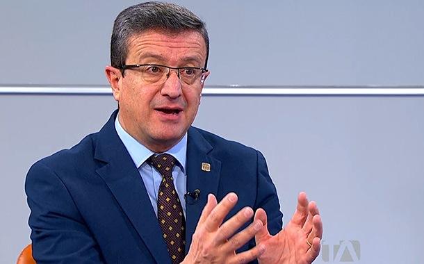 Entrevista al Procurador General del Estado, Íñigo Salvador