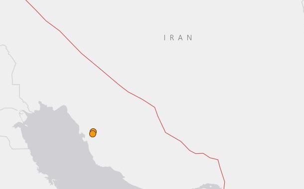 Dos sismos se registraron en Irán