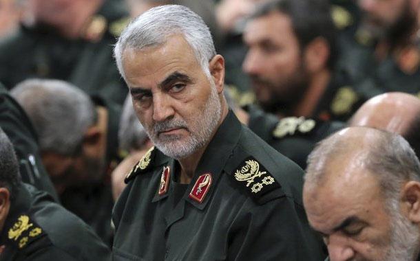 Video de la explosión en la que el general Soleimani murió