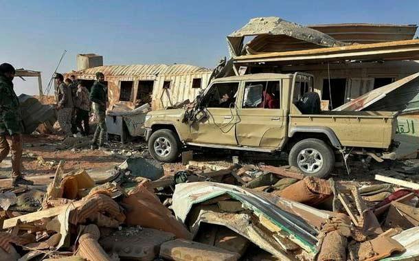Reino Unido retiraría sus tropas si así lo pide Irak