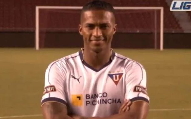 Luis Antonio Valencia ya se hizo los chequeos médicos