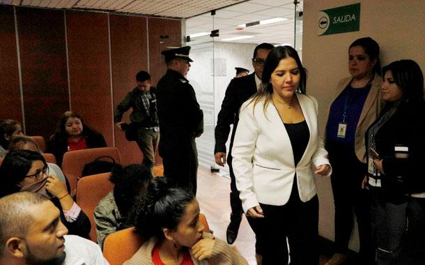 Inició juicio en contra de María Alejandra Vicuña
