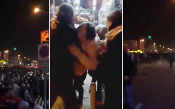 Protestas masivas en Irán luego de que Teherán admitió derribar por error el avión ucraniano