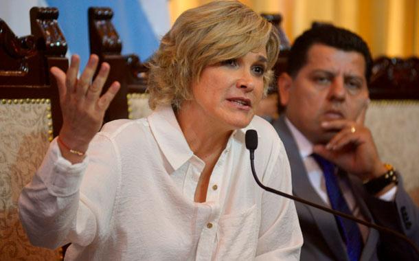 Gastos en sueldos subieron a USD 52 millones desde que Viteri es alcaldesa