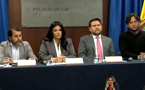 Pablo Encalada habla sobre avances en caso Sobornos 2012-2016