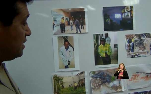 Revelan la identidad de los atacantes que asesinaron a un reo en un hospital