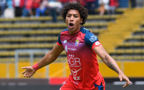 El Nacional vence a la Liga Universitaria de Portoviejo