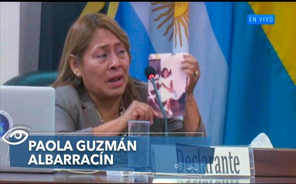 Paola Guzmán Albarracín