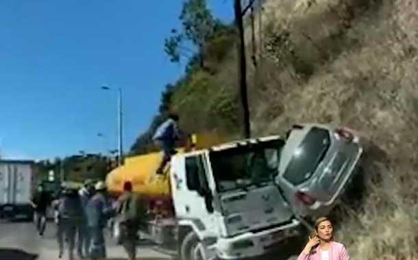 Conductor que provocó accidente fue sentenciado a 16 meses de prisión
