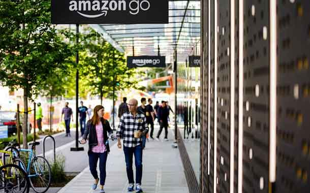 Abren primer supermercado sin cajeros humanos