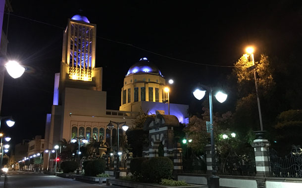 La ronda nocturnal en Ambato
