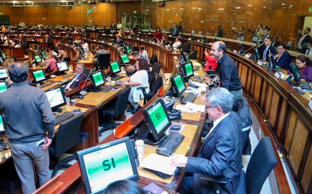 Aún no hay fecha para que las reformas laborales lleguen a la Asamblea