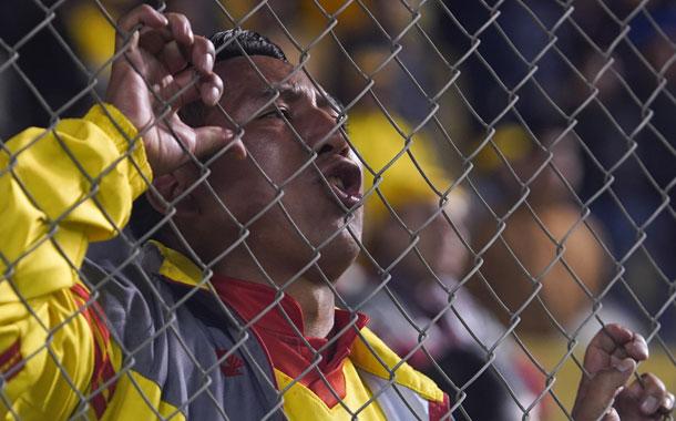 Aucas quedó eliminado de la Copa Sudamericana