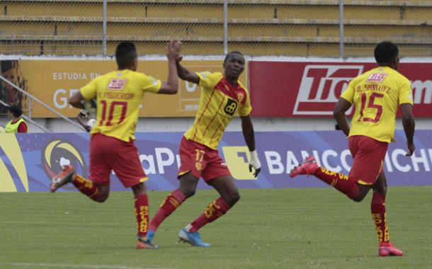 Aucas busca la revancha ante Vélez