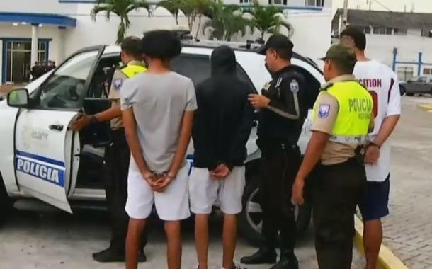 Policía desarticula banda de antisociales dedicada al robo a mano armada
