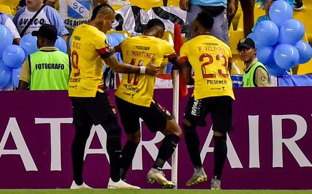 Barcelona se mete a la Fase 3 de la Copa Libertadores