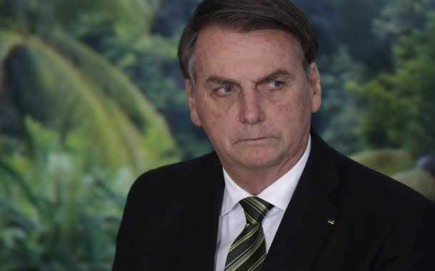 Un empresario apareció desnudo en una videoconferencia con Bolsonaro