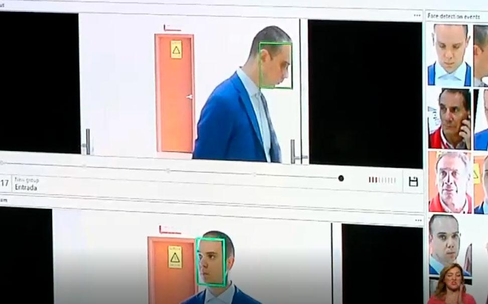 1 125 cámaras de reconocimiento facial serán ubicadas a nivel nacional