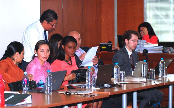 La Fiscalía concluyó la presentación de pruebas dentro del caso sobornos