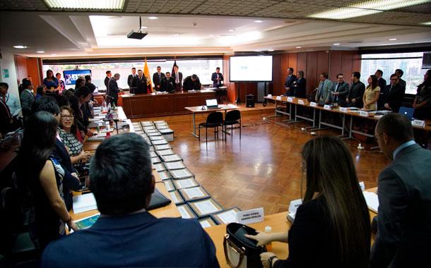 Exauxiliar de presidencia confirma facturas en blanco de Odebrecht