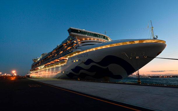 Detectados 70 casos más de coronavirus en el crucero en cuarentena en Japón
