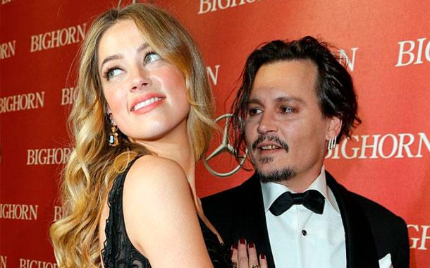 Revelan brutales mensajes de texto de Johnny Depp refiríendose a su exesposa