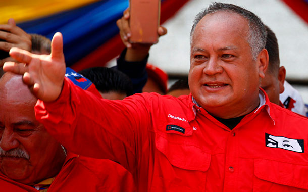 Diosdado Cabello dice que nadie puede prever qué le va a pasar a Guaidó