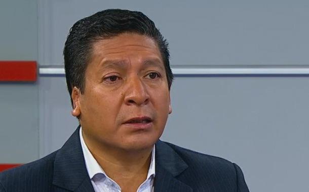 Édison Yánez comenta sobre los avances del Metro de Quito