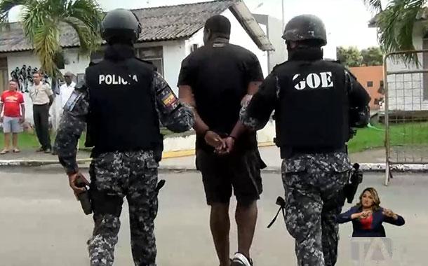 Dos hombres fueron asesinados en una fiesta en Esmeraldas