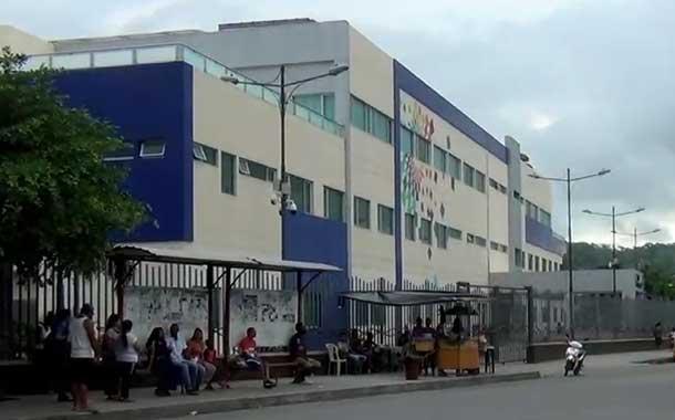 Un PPL fue asesinado dentro de un hospital en Esmeraldas
