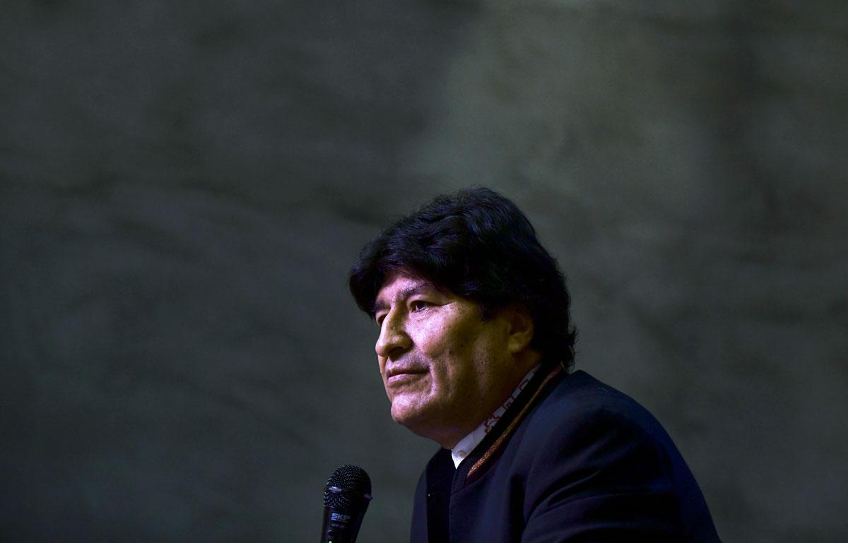 Evo Morales ganó sin fraude en las elecciones presidenciales en Bolivia, según informe