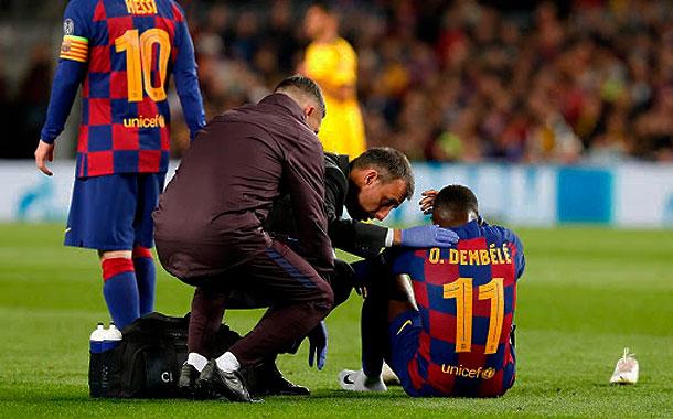 ¿Cuánto dinero pierde el FC Barcelona por las lesiones de Dembélé?