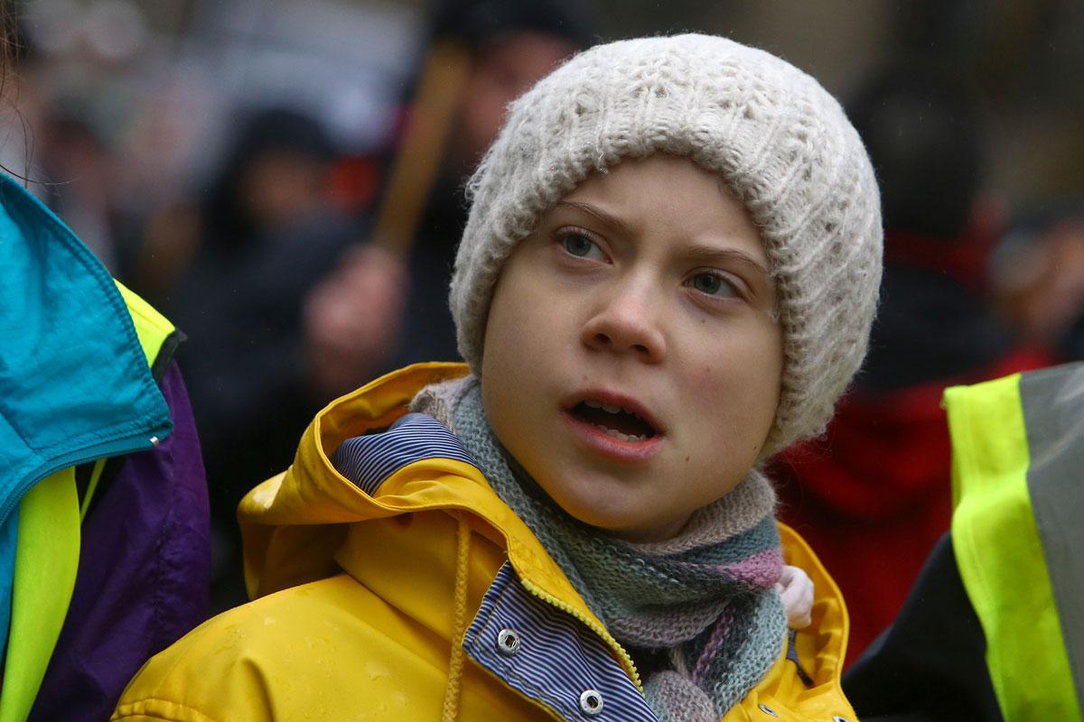 Conoce a la 'archienemiga' de Greta Thunberg que niega el cambio climático