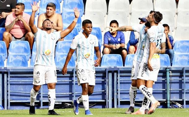 Guayaquil City sorprende a Emelec en el Capwell