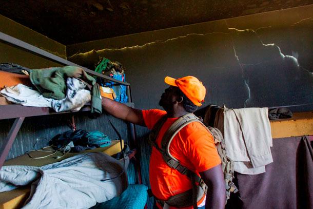 Al menos 15 niños muertos producto del incendio de un orfanato en Haití