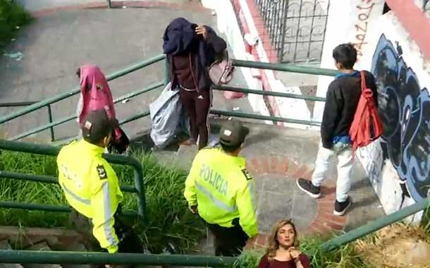Denuncian inseguridad en el sector de la Loma Grande