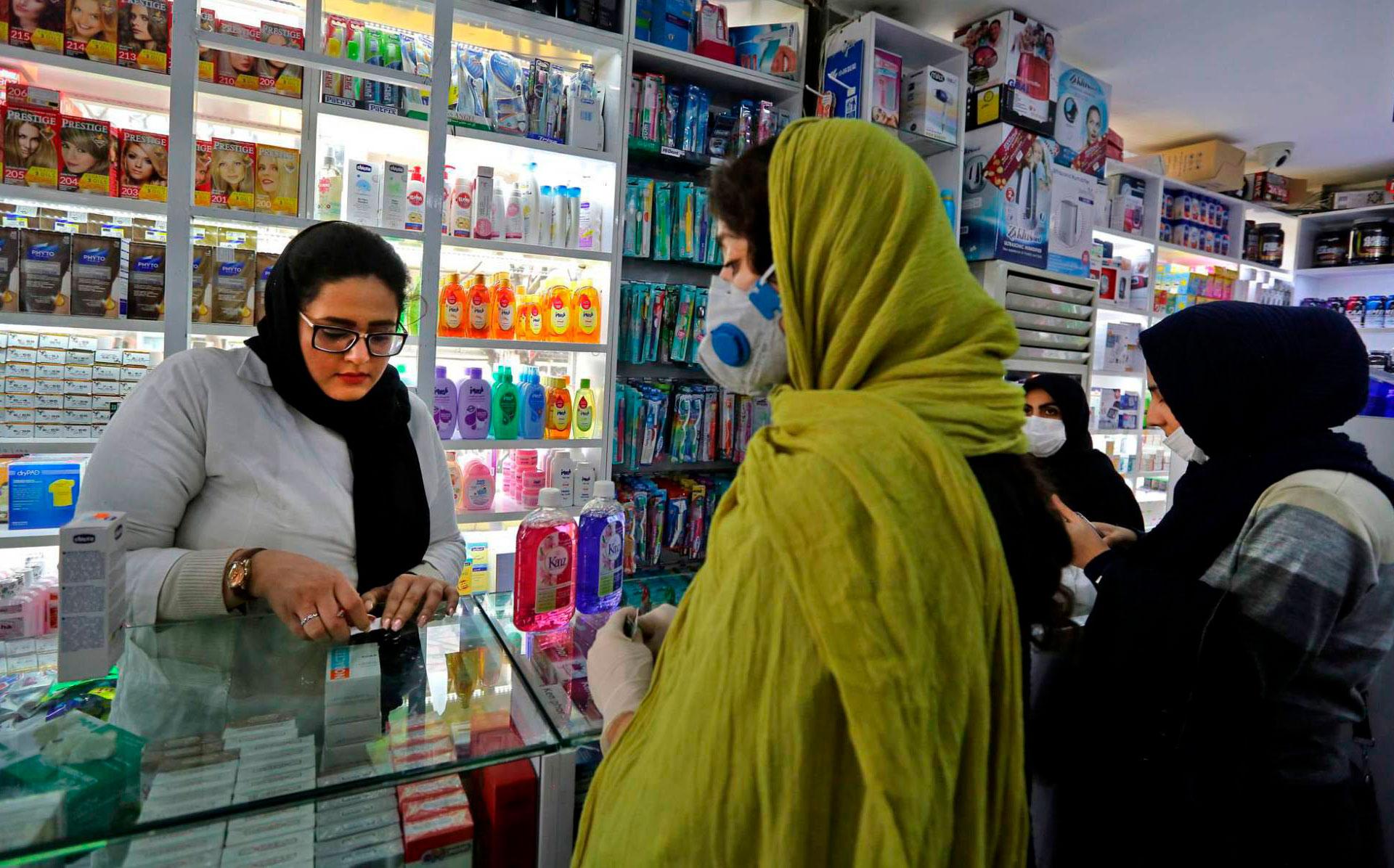Se eleva a 26 muertos y a 245 infectados por coronavirus en Irán