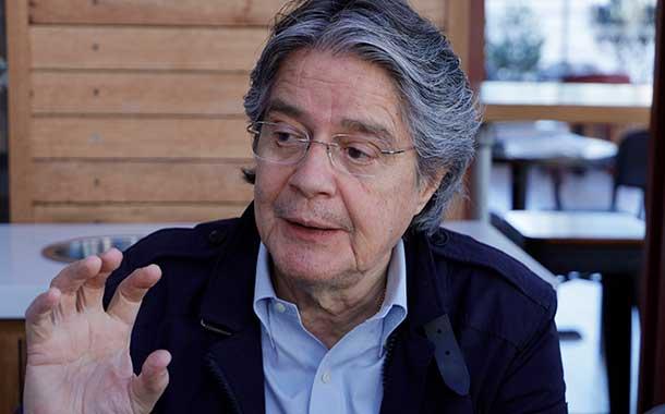 Guillermo Lasso expulsa del bloque a Roberto Gómez
