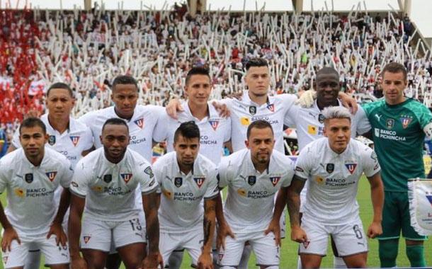 Liga de Quito es el primer campeón de la Supercopa Ecuador