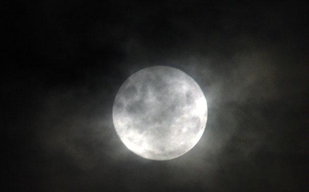 La Luna de Nieve iluminará el cielo este fin de semana