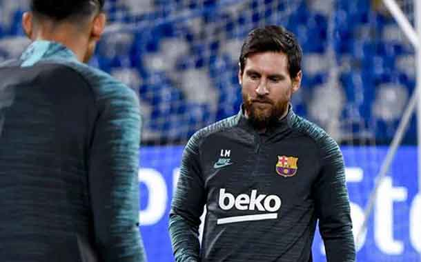 Barcelona visita a Nápoles en Champions League