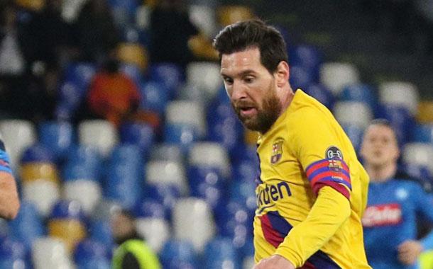 Messi, el temido del Santiago Bernabéu